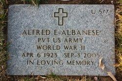 Alfred E Albanese