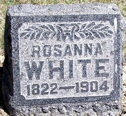 Rose Anna <i>Rush</i> White