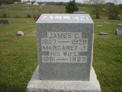Margaret J <i>Brading</i> Allen