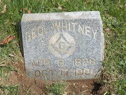 George Corp Whitney