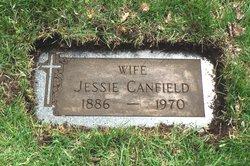 Jessie <i>Hedberg</i> Canfield
