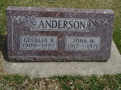 John M Anderson