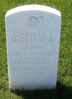 Charles S Mcclendon
