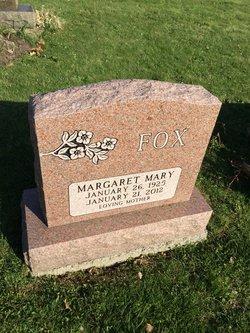 Margaret M. Peg Fox