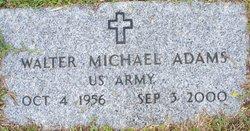 Walter Michael Adams