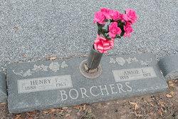 Annie Lee <i>Riggs</i> Borchers