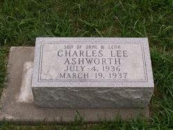 Charles Lee Ashworth