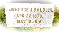 Lawrence James Balochi