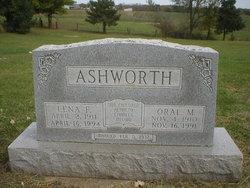 Oral M. Ashworth