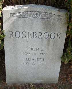 Loren J Bushy Rosebrook