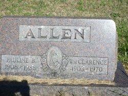 Pauline B Allen