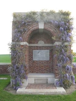 Dantzig Alley British Cemetery, Mametz