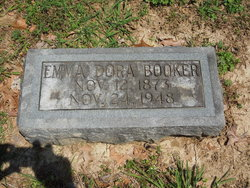 Emma Dora <i>Jeffords</i> Booker