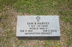 Samuel Brown Sam Harvey