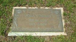 Dora Frances <i>Vickers</i> Parker