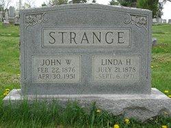 John William Strange