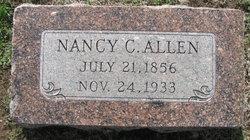 Nancy C <i>Briles</i> Allen