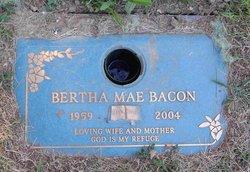 Bertha Mae Bacon