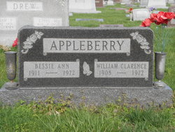 Bessie Ann <i>Stroud</i> Appleberry
