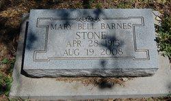 Mary Bell <i>Barnes</i> Stone