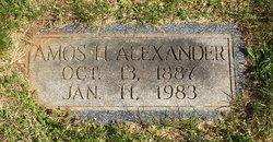 Amos Harold Alexander