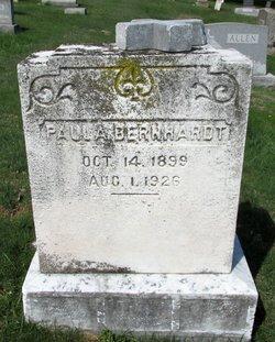 Paula Bernhardt