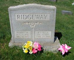 Harry M. Ridgeway