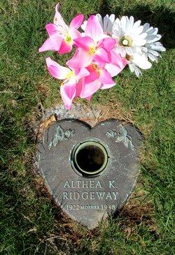 Althea K. Ridgeway