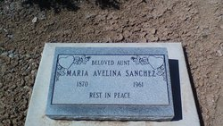 Maria Avelina Sanchez