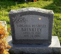 Virginia <i>Rusmisel</i> Brinkley
