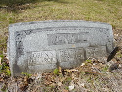Ethel Rena <i>Hosford</i> McNall
