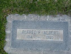 Alfred F Albeert