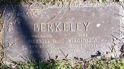 Merrill D Berkeley