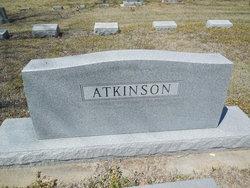 Aileen <i>Bennett</i> Atkinson