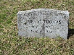 Elmer Clyde Thomas