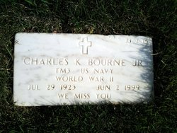 Charles K Bourne, Jr