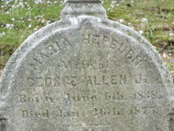 Maria Augusta <i>Hepburn</i> Allen