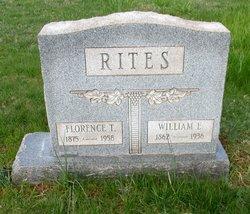 William E Rites