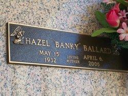 Hazel Vanarette <i>Cooper</i> Ballard