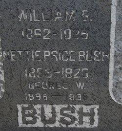 William G Bush