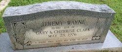 Jeremy Wayne Clark