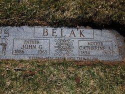 John G Belak