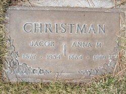 Jakob Jake Christman, Jr