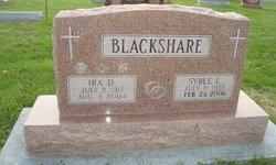 Syble L <i>Ethridge</i> Blackshare