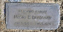 Naomi Elizabeth <i>Davis</i> Bradshaw