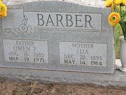 Ida Helen <i>Traylor</i> Barber