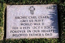 Archie Carl Clark