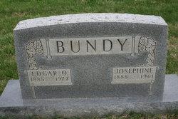 Josephine M <i>Scarlett</i> Bundy