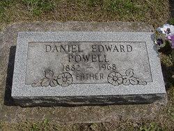 Daniel Edward Powell