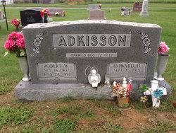 Mrs Howard Lee <i>Harr</i> Adkisson